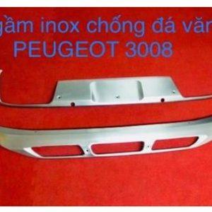Ốp Cản Chống Đá Văng Peugeot 3008