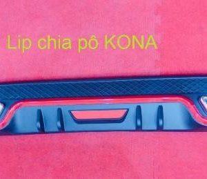 Body Lip Hyundai Kona 2018-2019 (Mẫu 1)