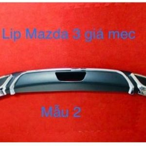 Body Lip Mazda 3 2016-2018 (Mẫu 2)