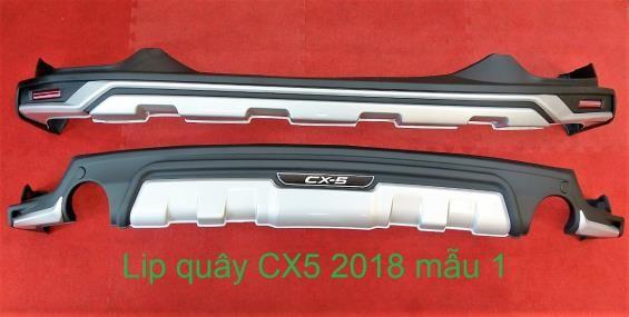 Body Lip Mazda CX5 2018-2019 (Không Led)