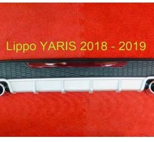 Body Lip Toyota Yaris 2018-2019 (Mẫu 1)