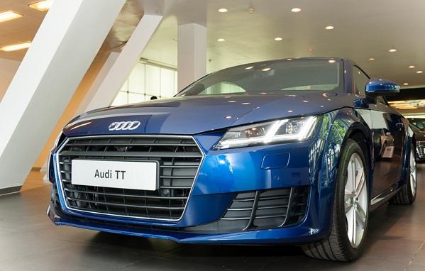 Gương Chiếu Hậu Audi TT Coupé 2015 - shopphutung.net
