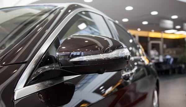 Gương Chiếu Hậu Mercedes Benz S450L Luxury 2019 - shopphutung.net