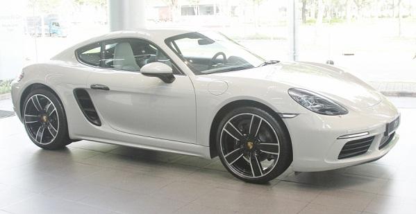 Gương Chiếu Hậu Porsche 718 Cayman 2018 - shopphutung.net