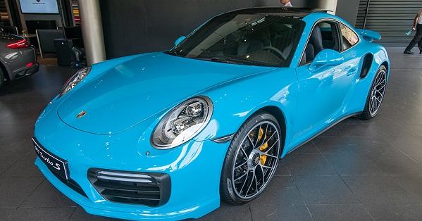 Gương Chiếu Hậu Porsche 911 Turbo S 2019 - shopphutung.net