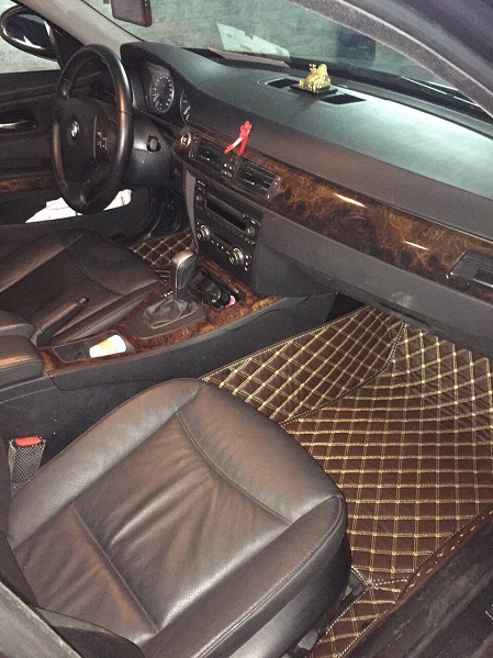 Thảm Lót Sàn BMW SPTM2-2 - shopphutung.net