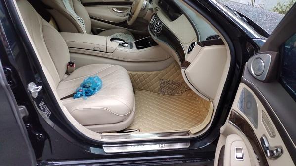 Thảm Lót Sàn Mercedes Benz Maybach SPTM1-1 - shopphutung.net