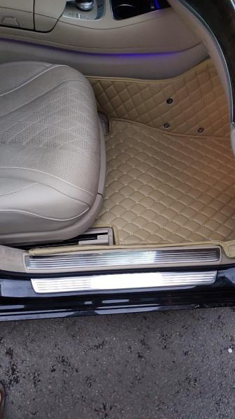 Thảm Lót Sàn Mercedes Benz Maybach SPTM1-4 - shopphutung.net