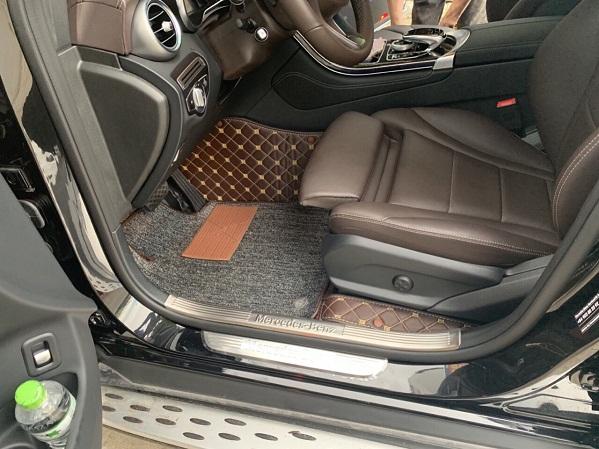 Thảm Lót Sàn Mercedes Benz SPTM1-4 - shopphutung.net