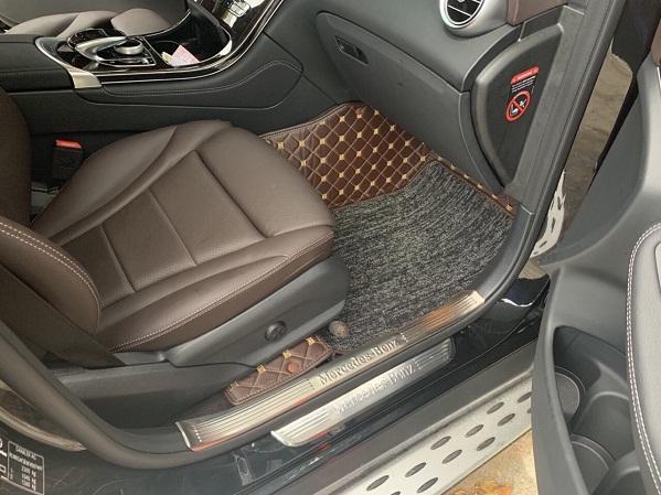 Thảm Lót Sàn Mercedes Benz SPTM1 - shopphutung.net