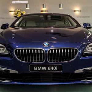 gương chiếu hậu bmw 640i Gran Coupe 2019 - shopphutung.net