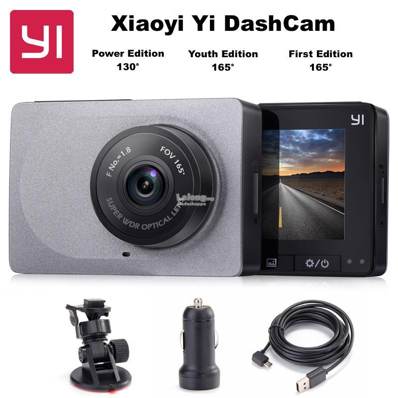 camera YI Smart Dash Camera